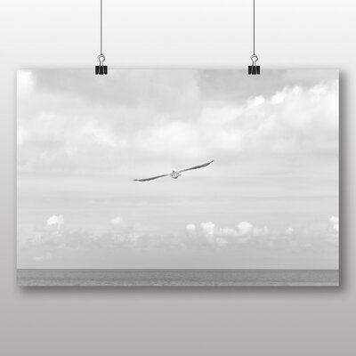 Big Box Art 'Bird Flying in the Sky' Photographic Print