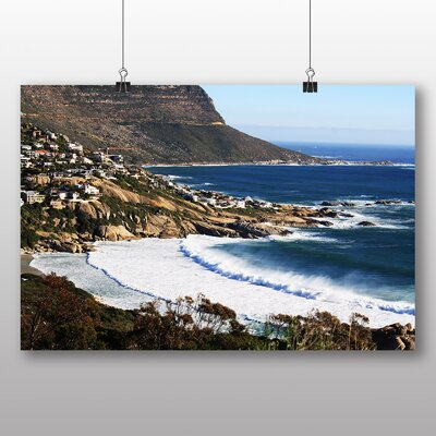Big Box Art Cape Town South Africa Photographic Print on Canvas