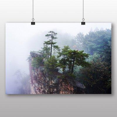 Big Box Art China Landscape No.4 Photographic Print Wrapped on Canvas