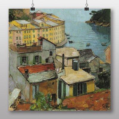Big Box Art 'Portofino' by Carl Moll Art Print