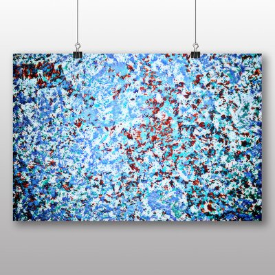 Big Box Art Abstract Design No.8 Graphic Art on Canvas