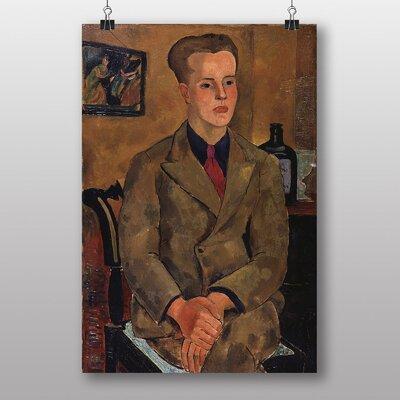 "Big Box Art ""Constant Lambert"" by Christopher Art Print"