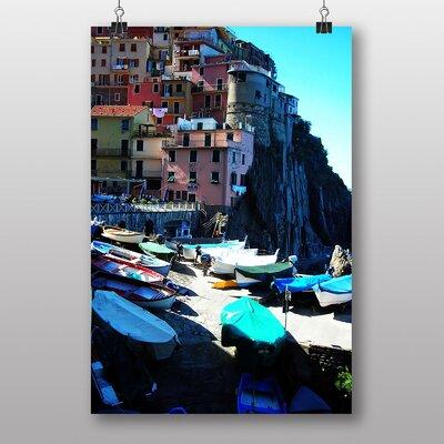 Big Box Art Cinque Terre Italy No.4 Photographic Print