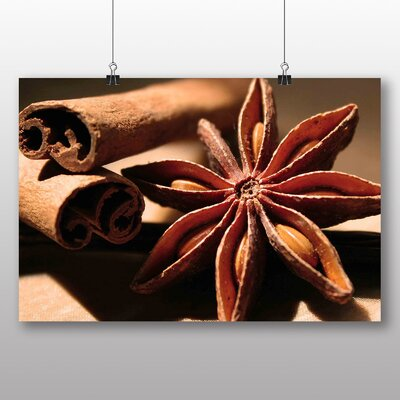 Big Box Art Cinnamon and Spices Photographic Print