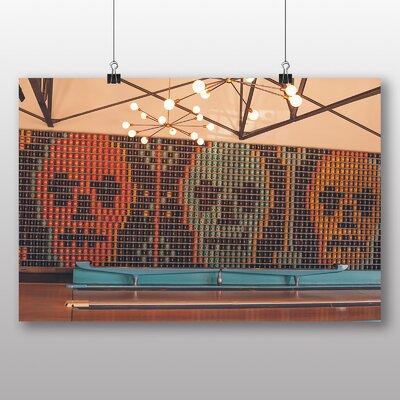 Big Box Art 'Bowling Alley Skulls' Photographic Print