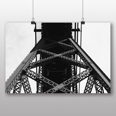 Big Box Art 'Bridge Architecture' Photographic Print