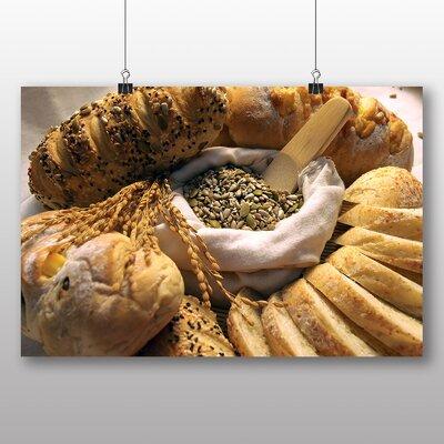 Big Box Art Bread Photographic Print on Canvas