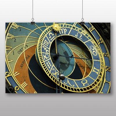 Big Box Art Astronomical Clock Prague Czech Republic No.1 Photographic Print