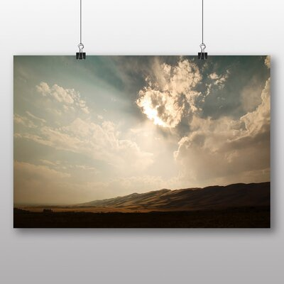 Big Box Art 'Hudson River' by Jasper Francis Cropsey Photographic Print