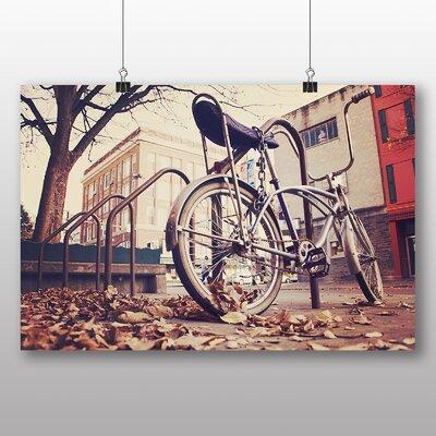 Big Box Art Chopper Bike Bicycle No.1 Photographic Print