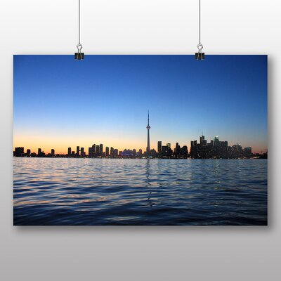 Big Box Art CN Tower Toronto Canada No.1 Photographic Print