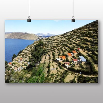 Big Box Art Cochabamba Bolivia Photographic Print on Canvas