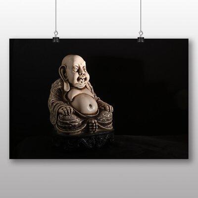 Big Box Art Buddha No.6 Photographic Print on Canvas