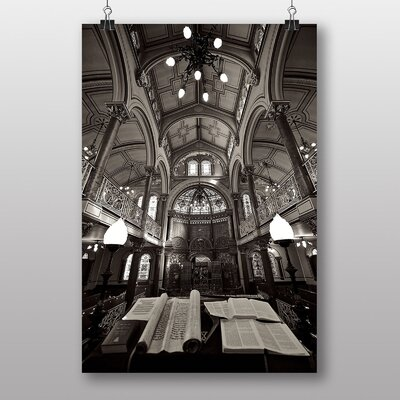 Big Box Art Brighton Synagogue No.3 Photographic Print