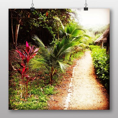 Big Box Art Belize No.1 Photographic Print on Canvas