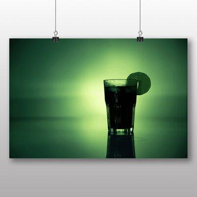 Big Box Art Cocktail Drink Bar No.3 Photographic Print on Canvas
