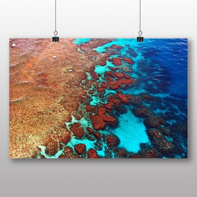 Big Box Art Coral Great Barrier Reef No.2 Photographic Print
