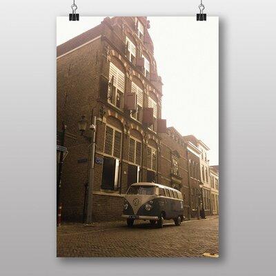 Big Box Art Camper Van No.3 Photographic Print