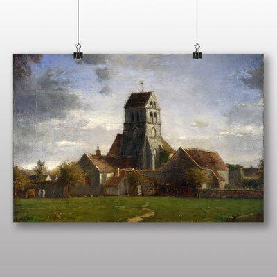Big Box Art 'Landscape No.1' by Charles Francois Daubigny Art Print