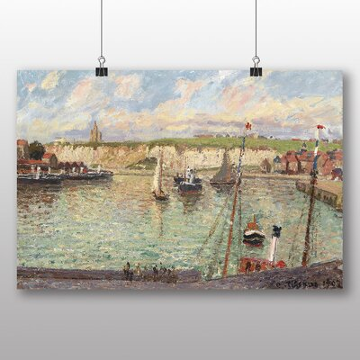 Big Box Art 'Port' by Camille Pissarro Art Print