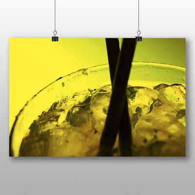 Big Box Art Cocktail Drink Bar No.1 Photographic Print