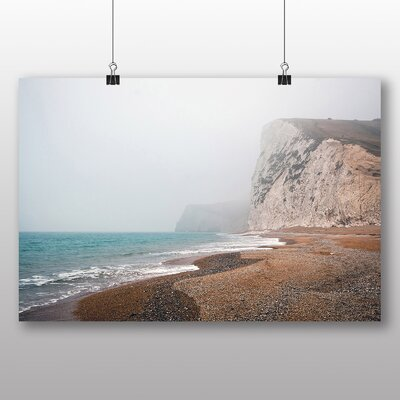 Big Box Art Coast No.3 Photographic Print on Canvas