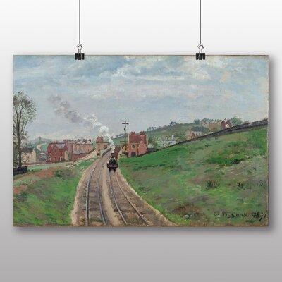 Big Box Art 'Lordship lane Dulwich' by Camille Pissarro Art Print