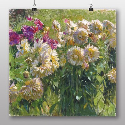 Big Box Art 'Flowers' by Carl Moll Art Print