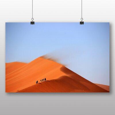 Big Box Art Desert Sand Dune No.4 Photographic Print