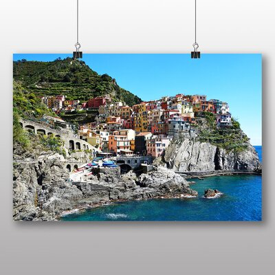 Big Box Art Cinque Terre Italy No.1 Photographic Print