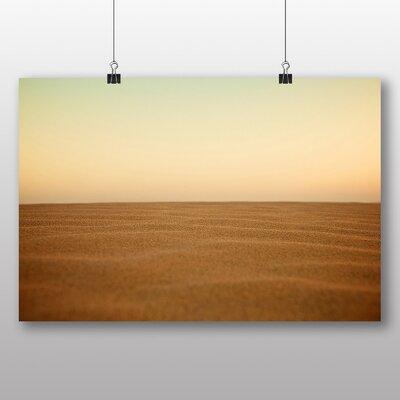 Big Box Art 'Desert Horizon' Photographic Print