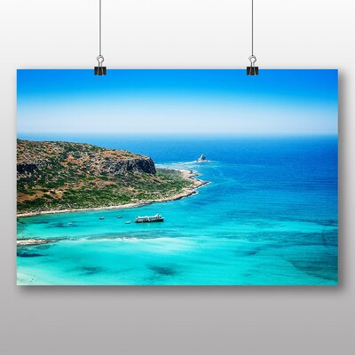 Big Box Art Crete Greece No.3 Photographic Print on Canvas