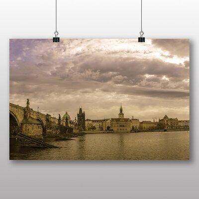 Big Box Art Charles Bridge Prague Photographic Print