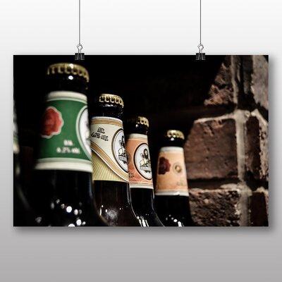 Big Box Art Beer Bottles Photographic Print