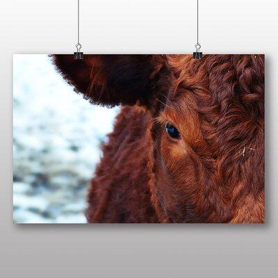 Big Box Art Cow No.2 Photographic Print