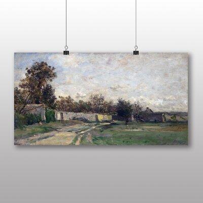 Big Box Art 'Landscape No.9' by Charles Francois Daubigny Art Print
