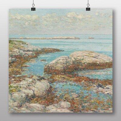 Big Box Art 'Seascape' by Childe Hassam Art Print