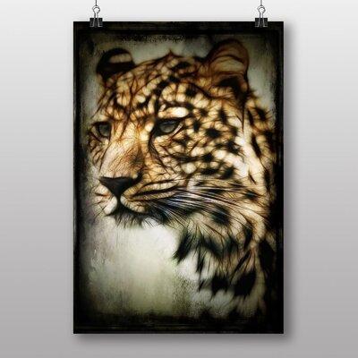 Big Box Art Cheetah No.4 Graphic Art