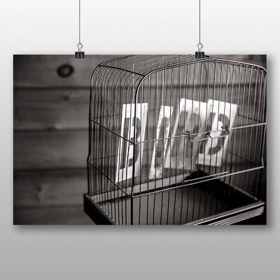 Big Box Art 'Birdcage' Photographic Print