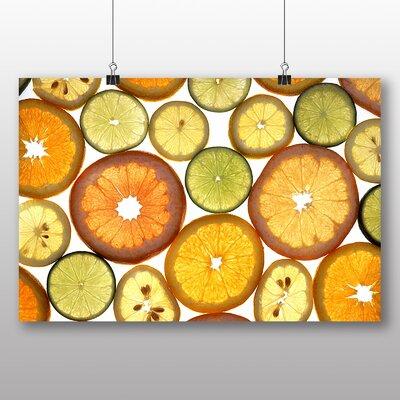 Big Box Art Citrus Fruits Graphic Art