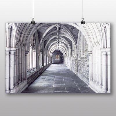 Big Box Art 'Church Ceiling No.2' Photographic Print