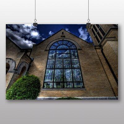 Big Box Art 'Church Window' Photographic Print
