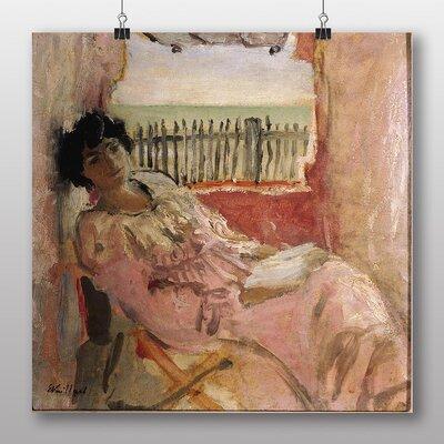 Big Box Art 'Lucy Hessel' by Edouard Vuillard Art Print