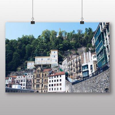 Big Box Art 'City San Sebastian' Photographic Print