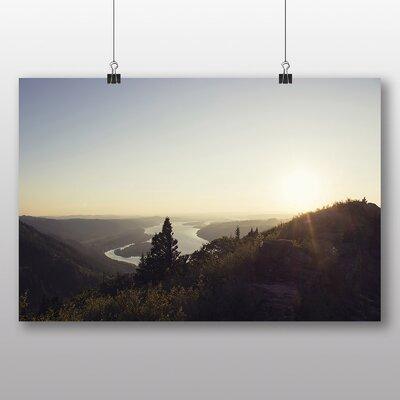 Big Box Art 'Dawn Landscape' Photographic Print