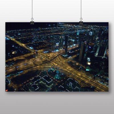 Big Box Art Dubai United Arab Emirates Photographic Print