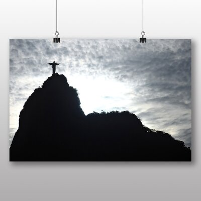 Big Box Art Christ the Redeemer Rio de Janeiro Brazil Photographic Print