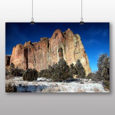 Big Box Art El Morro Monument Mexico Photographic Print Wrapped on Canvas
