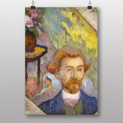 """Big Box Art """"Emile Bernard"""" by Claude Emile Schuffenecker Art Print"""