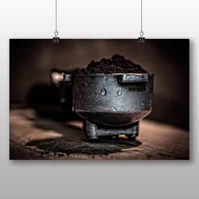 Big Box Art Coffee No.2 Photographic Print on Canvas
